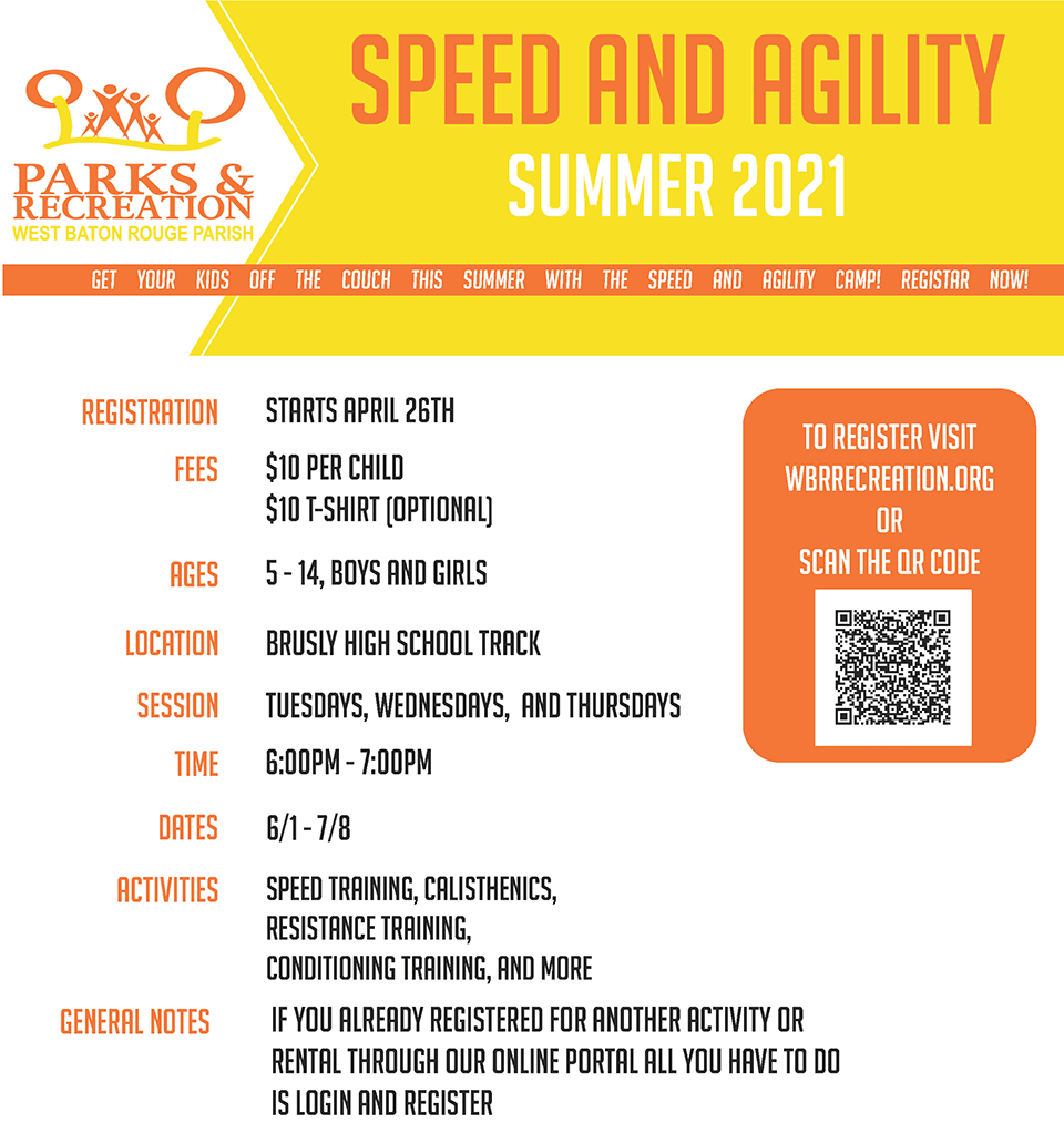 Speed and Agility Flyer 04032021_1_News Flash